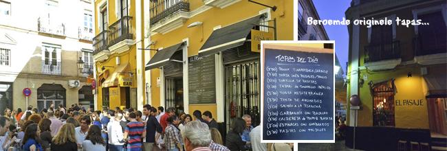 El Pasaje Sevilla 1