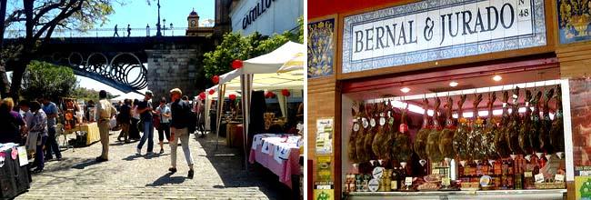 Gratis markt sevilla